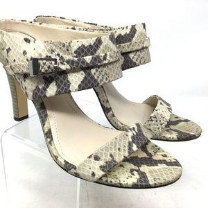 Calvin Klein Women's High Heel Pump Sandals 6.5 M